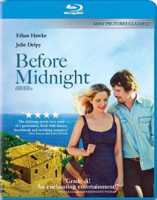 BEFORE MIDNIGHT BY HAWKE,ETHAN (Blu-Ray)